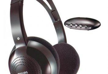 Fones de ouvido Philips SHC1300 – revisão e feedback
