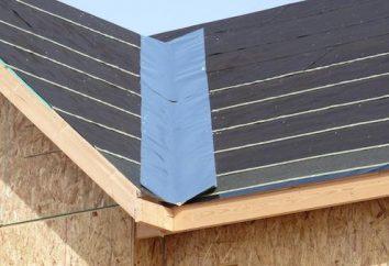 Vale – é um elemento estrutural importante do telhado