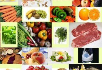 Los alimentos más nutritivos para una dieta saludable