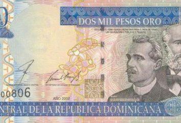 Qual é a moeda na República Dominicana? O nome, o curso ea denominação