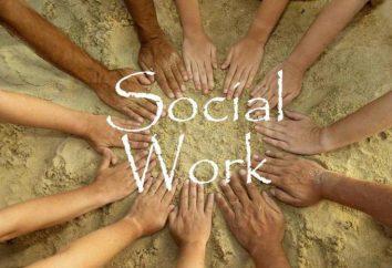"""Especialidad """"trabajo social"""": quién trabajar? La elección de la profesión"""