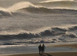 Vagues: types d'ondes et la définition d'onde. Types d'ondes électromagnétiques et acoustiques