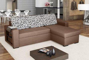 """Wie das Sofa """"Monaco"""" ( """"Viele Möbel"""") Instruktion und Produktbeschreibung Montage"""