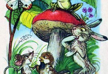 contos Soviética. Lista dos melhores contos soviéticos para crianças