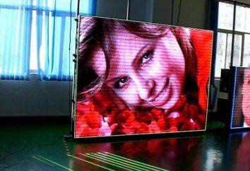 éclairage de façade en verre acrylique (photos)