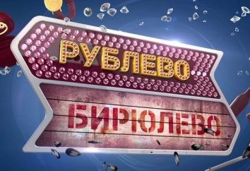 """Wirklich-Show """"Rublyovo-Biryulyovo"""": Bewertungen"""