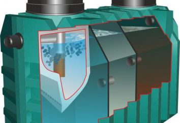 """""""Biotank"""" (serbatoio septico): principio di funzionamento, istruzione, revisioni"""