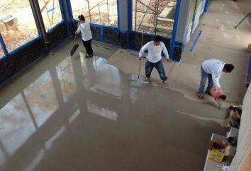 """ajuste rápido piso autonivelante """"Garimpeiros"""": especificações, comentários"""