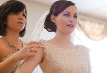 Interessanterweise und wie am Morgen der Braut?