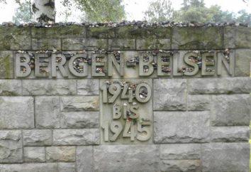 camp de concentration nazi de Bergen-Belsen: l'histoire, les photos
