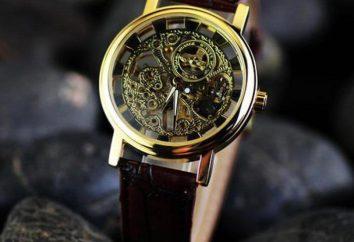 Come avviare una meccanica Punte di orologi