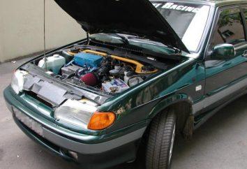 Tuning silnika VAZ-2114 – przejście i przeprogramować ECU
