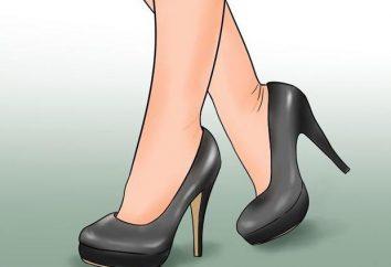 Como reduzir o tamanho dos pés visualmente, sem a ajuda de um cirurgião