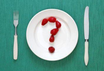 Co mogę jeść na alergie: wykaz produktów i zaleceń dietetycznych