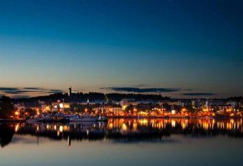 Ciudad de Jyväskylä (Finlandia): atracciones
