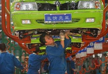 Chiński przemysł motoryzacyjny: nowe produkty i wiele chińskich samochodów. Przegląd chińskiego przemysłu motoryzacyjnego