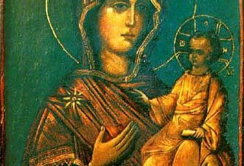 """Smolensk icona della Madre di Dio """"Odighitria"""": la storia, il significato. Dove è l'icona della Vergine """"Odighitria"""""""
