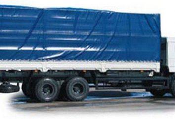 KAMAZ-65116: une nouvelle génération de camion bien connu