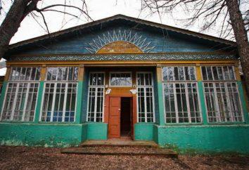 campamento de pioneros abandonada en la región de Moscú y Moscú