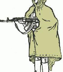 Cape – każdy żołnierz, a inne typy namiotów