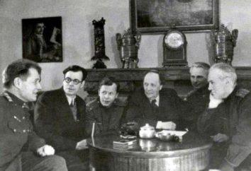 Surkov Aleksey Aleksandrovich: biografia, poesie sulla guerra