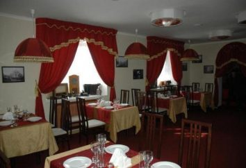 Caffè e ristoranti di Orenburg: un elenco con le foto