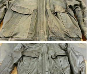 Cómo pintar chaqueta en casa de cuero una tCQrsdh