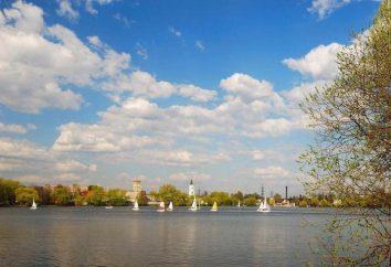 Wo kann man in Moskau schwimmen? Paid Strände in Moskau