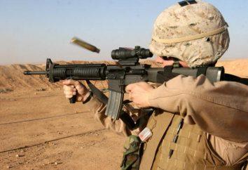 macchina M16 americano: le specifiche, confronto con i concorrenti
