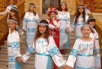 Nom ukrainien. Histoire et sens