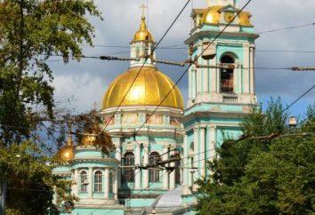 igreja Bloch em Bauman – o orgulho da Ortodoxia Russa