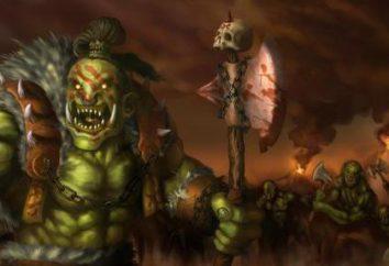 """Universo """"Warcraft"""". Livros, ordem de leitura"""