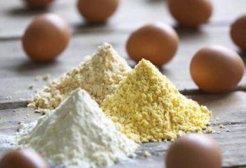 Jajko: produkcja, przepisy kulinarne. Omlet z proszku jaj