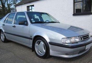 9000 Saab, szwedzka arcydzieło samochód