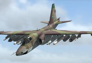 Su-25T: zdjęcia, charakterystyka