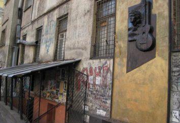 """Es ist ein seltsames Wort, """"Kamtschatka"""" … Boiler, Rockclub und das Museum von V. Tsoi"""