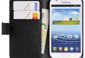 """""""Samsung 7262"""": caractéristiques, photo, fixation des prix"""