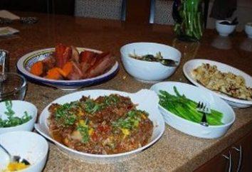 """recetas deliciosas para todos los días, y no sólo de ensaladas """"Red Riding Hood"""""""
