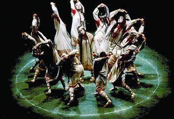 anciens rites dédiés aux forces de la nature. Les rituels anciens de différents peuples du monde