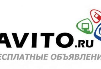 """Los detalles sobre la forma de presentar los anuncios en """"Avito"""""""