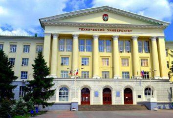 Uniwersytety Rostów nad Donem: komercyjne i publiczne