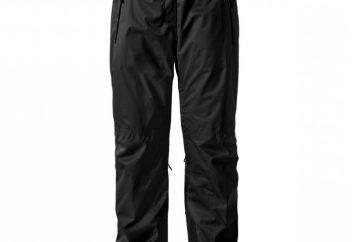 Invierno pantalones de hombre – una parte necesaria del armario