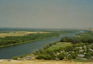 La pesca en el Don en la región de Lipetsk: lugares, pronóstico morder
