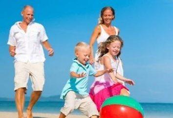 Quale posto migliore per rilassarsi in Crimea con i bambini? I luoghi più belli e tranquilli