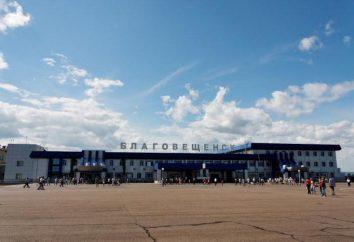 Aeroporto Blagoveshchensk (Ignatyevo)