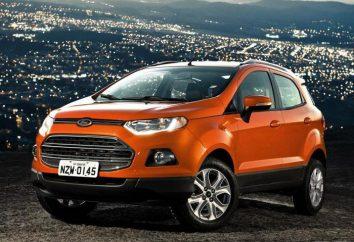 """""""Ford Ekosport"""": revisión de los propietarios. """"Ford Ekosport"""": las especificaciones técnicas"""