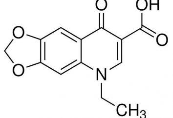 Acido ossolinico: applicazione, controindicazioni, effetti collaterali