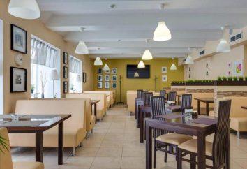 "Cafe ""Brzoza"", menu Golyanovo, recenzje"
