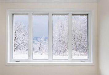 Funzionamento invernale finestre di plastica: il calore e il comfort della vostra casa