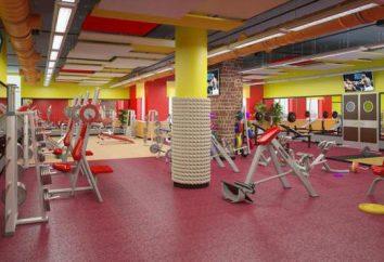 Sala de exercícios de Chelyabinsk. Comentários, preços, endereços